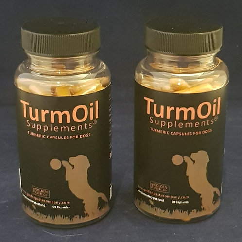 Turmoil Golden Paste Capsules