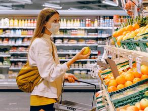 Falta de preço nos produtos dos supermercados