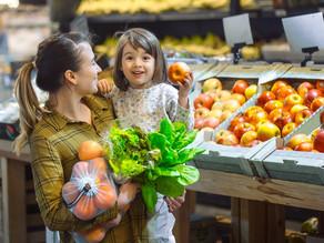 Você tem um setor de hortfruti no seu supermercado?