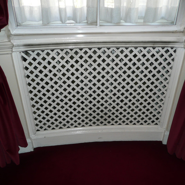 Radiator Covers After Works