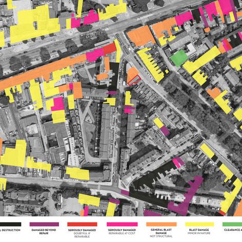 Bomb Damage Map