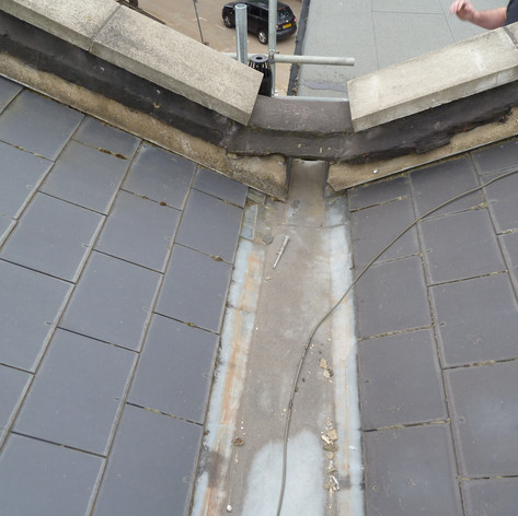 Roof Before Works