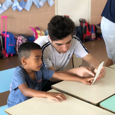 Social-emotional Learning at Nations