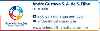 Andre Gustavo Stumpf Alves de Souza Filh