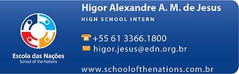 Higor Alexandre Arruda Marinho de Jesus-