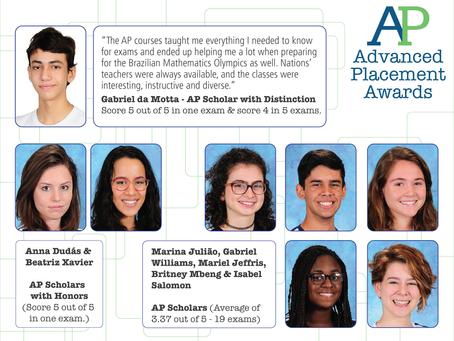 2016 Advanced Placement Scholars