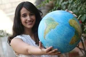 Apoio de Ex-Aluna na Causa da Mudança Climática
