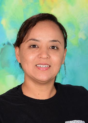Ms. Camila - Physical Education