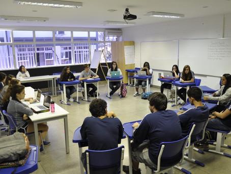 Implementação do AP Capstone na Escola das Nações
