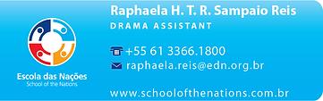 Raphaela Helena Teixeira Ribeiro Sampaio
