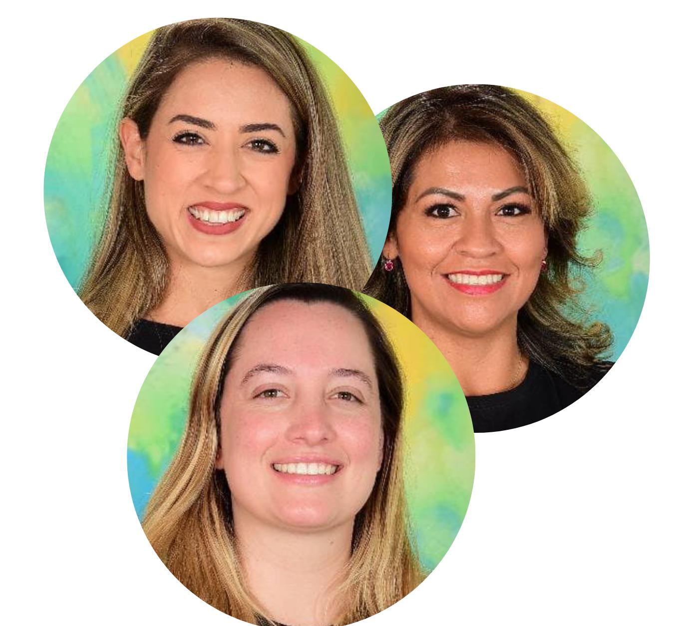 Ms Meissa, Ms.Raquel, Ms Nazaré  - N3AB