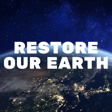 Restore our Earth—Earth Day Contest 2021