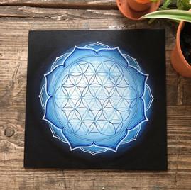 'Flower of Life' Mandala