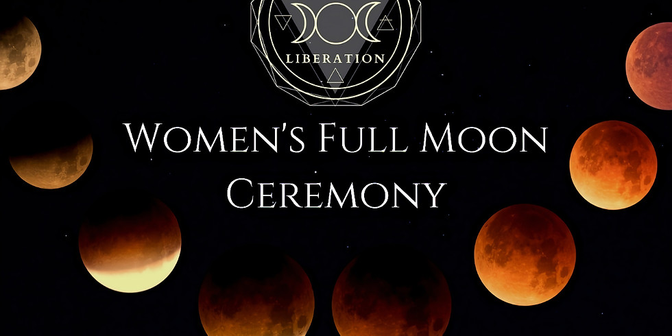 Women's Full Moon Ceremony
