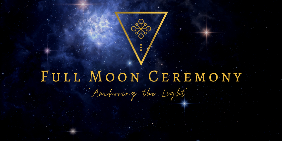 Full Moon Ceremony ONLINE