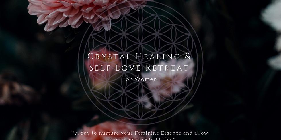 Crystal Healing & Self Love Retreat