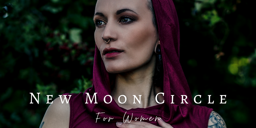 New Moon Circle for Women ONLINE