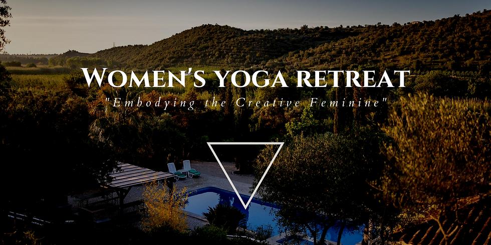 7 day Women's Retreat in Portugal!