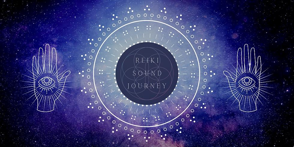Reiki Sound Journey ONLINE