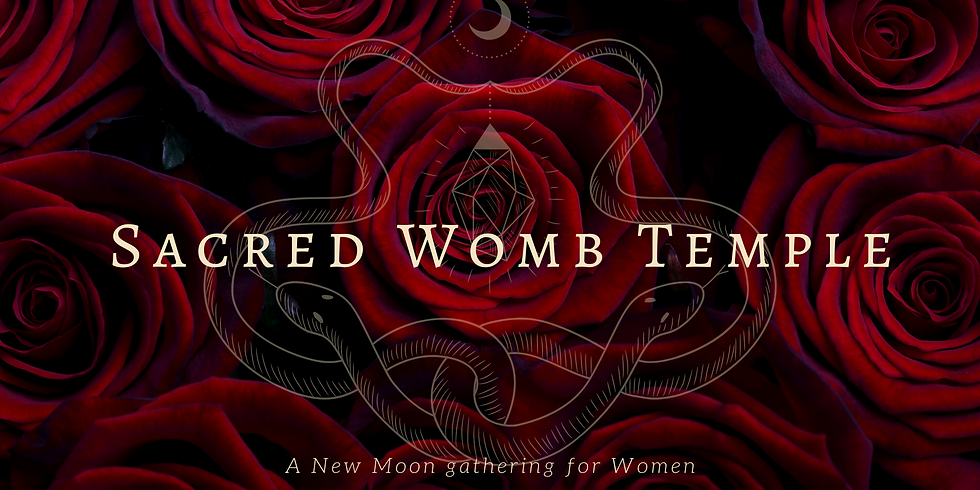 Sacred Womb Temple gathering