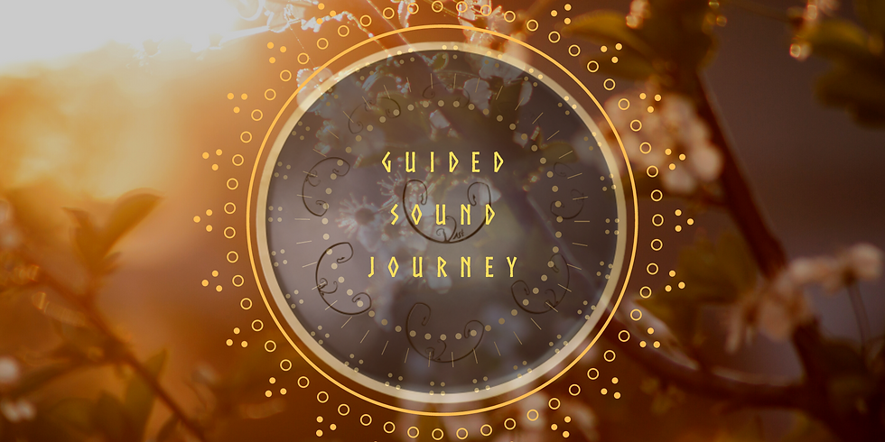 Guided Sound Journey Online