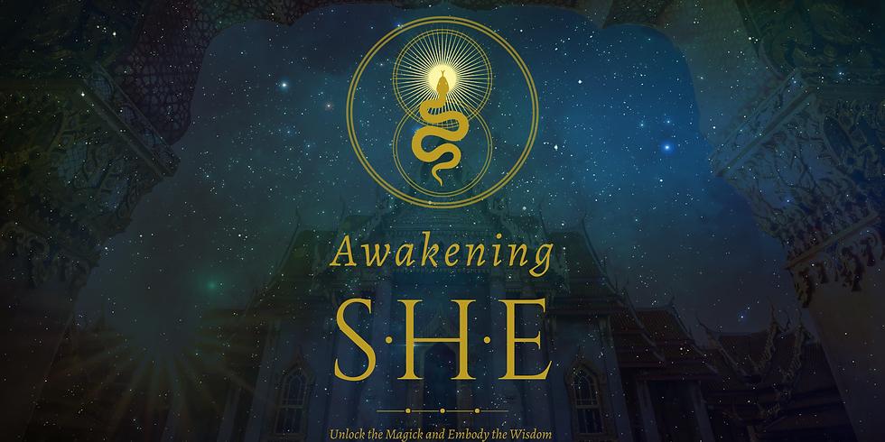Awakening SHE ~ 6 Week Journey for Women