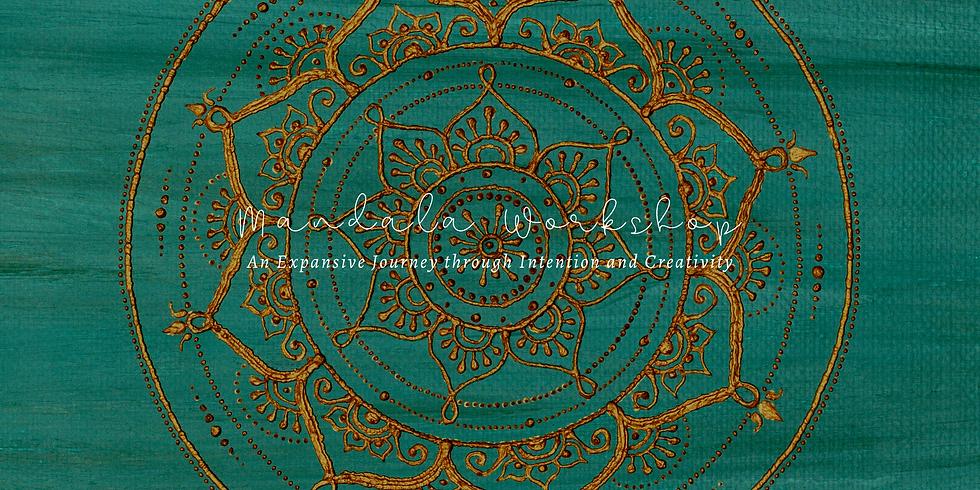 Mandala Workshop ONLINE