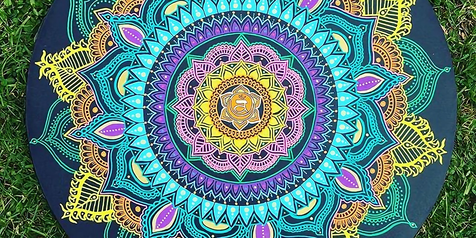 Mandala Workshop ~ Ignite Your Creativity