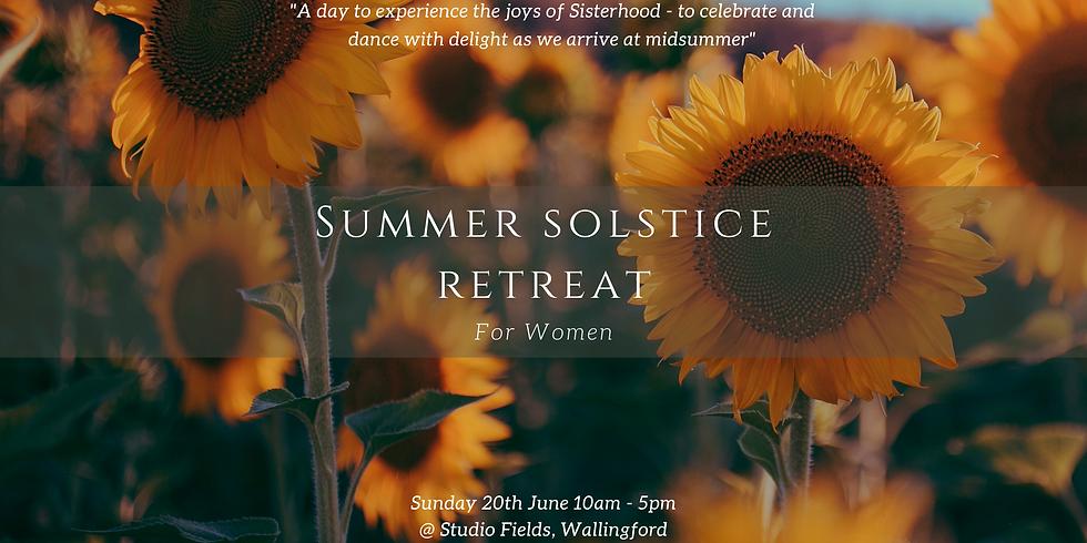 Summer Solstice Retreat for Women