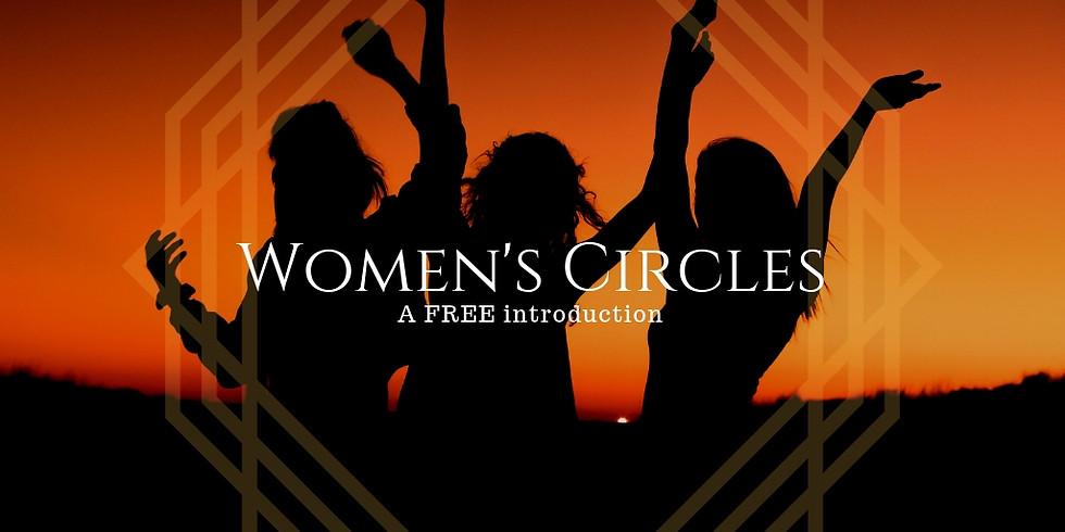 FREE Online Women's Circle