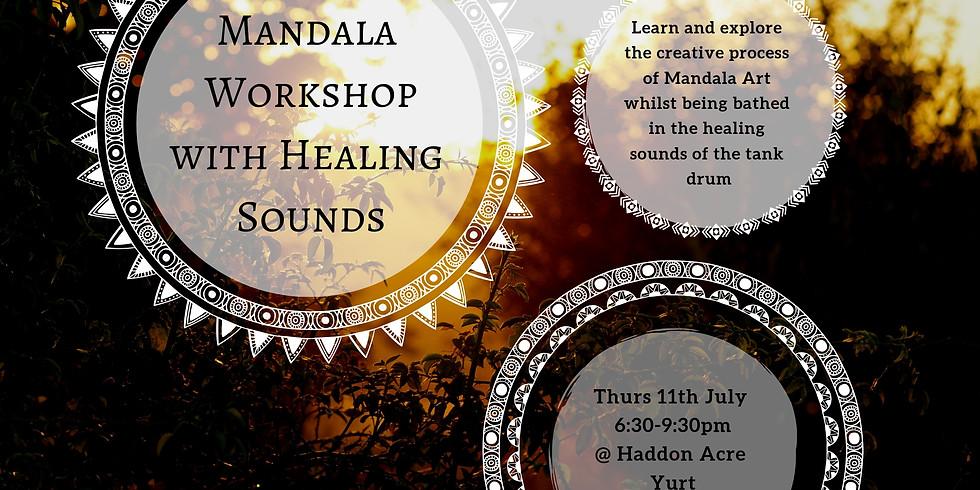 Mandala Workshop with Healing Sounds