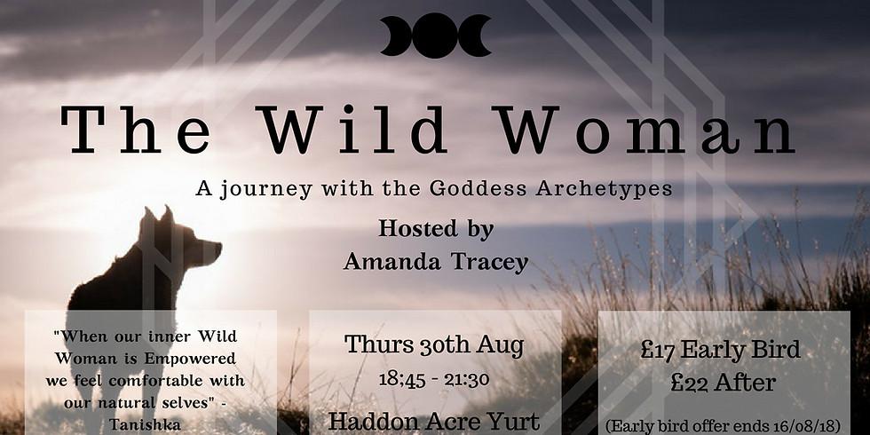 Goddess Liberation Ceremony - Embodying The Wild Woman
