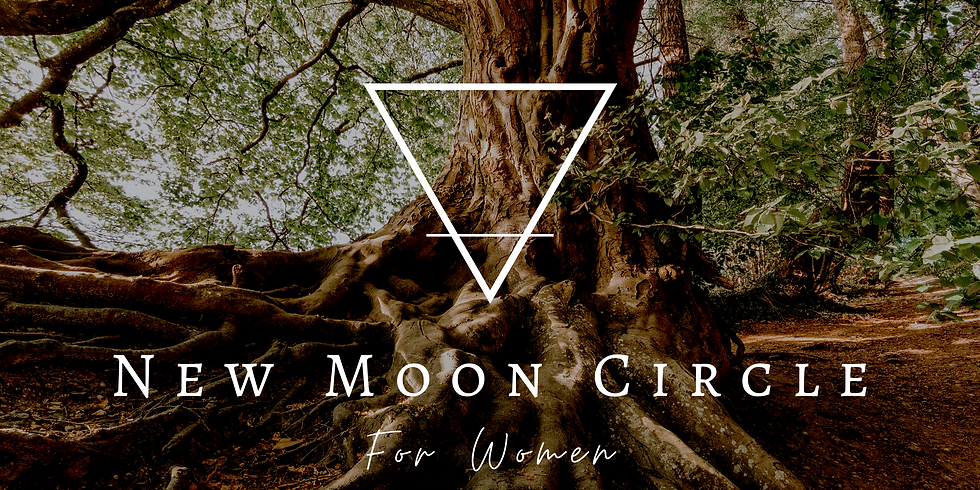 New Moon Circle for Women ONLINE 2021