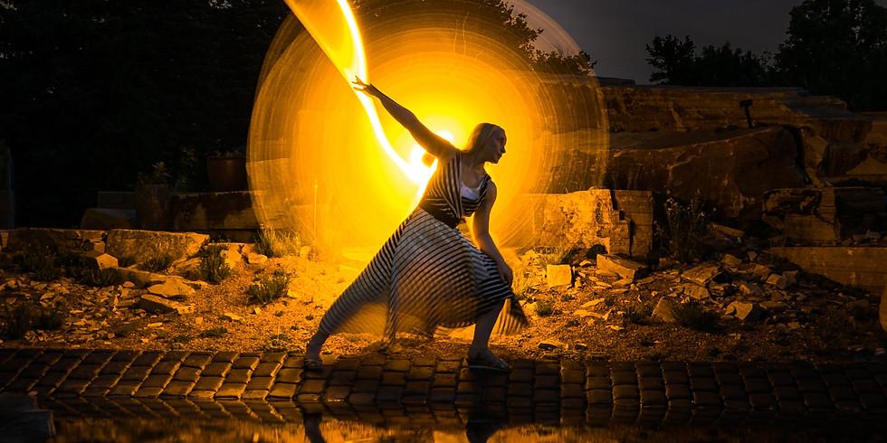 Goddess Liberation Ceremony - 'The Golden Heroine'
