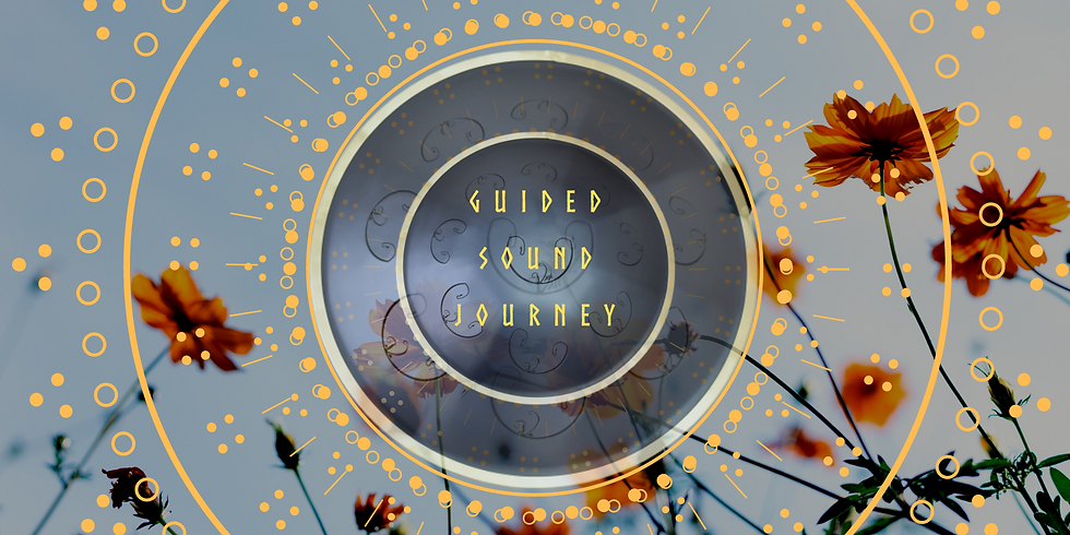 Spring Guided Sound Journey