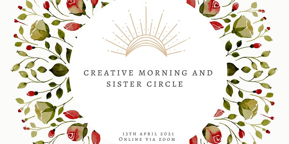 Creative Morning & Sister Circle