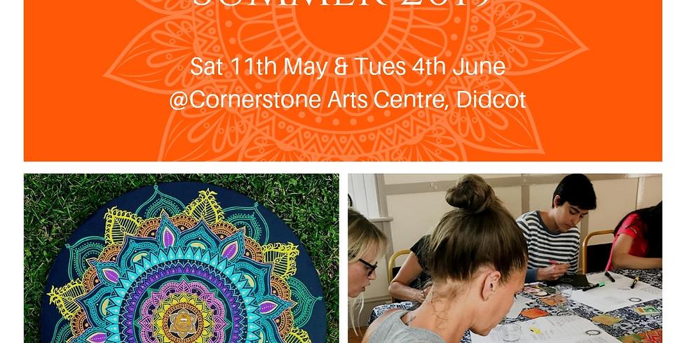 Mandala Workshops at The Cornerstone