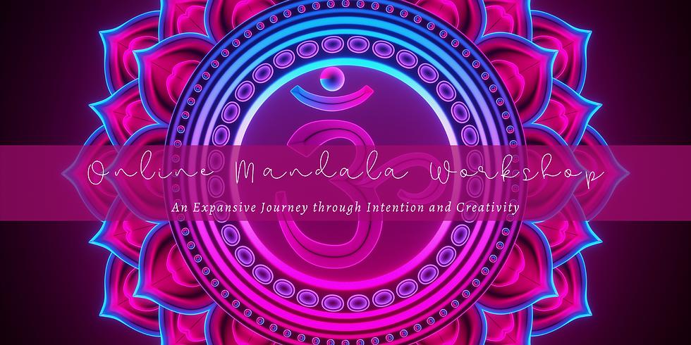 Online Mandala Workshop