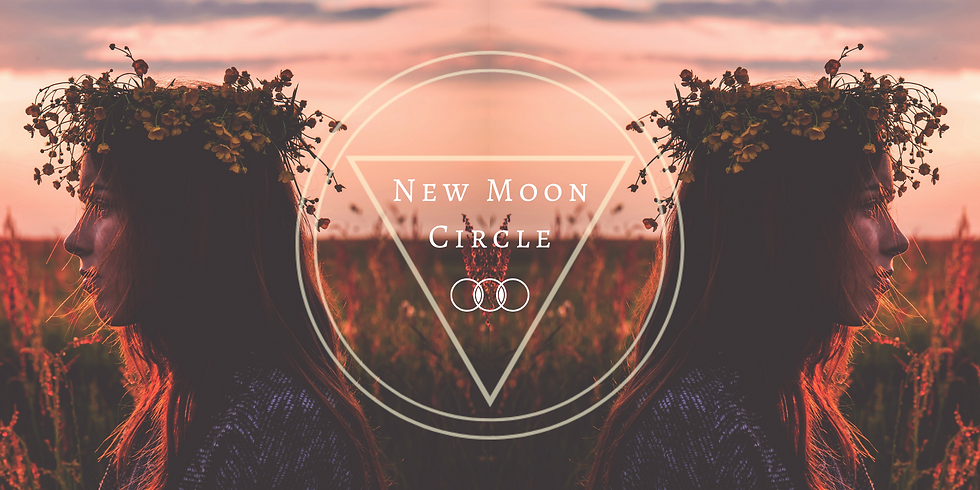 New Moon Circle for Women - ONLINE