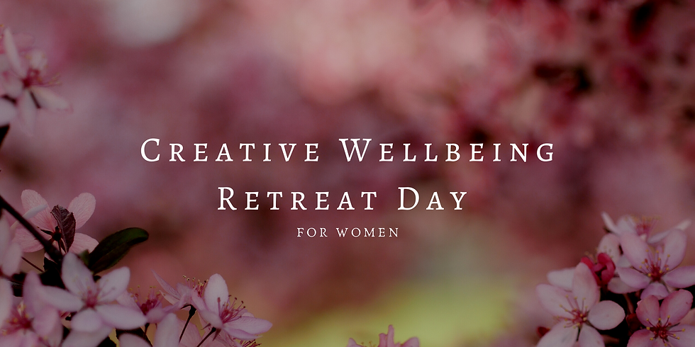 Creative Wellbeing Retreat Day for Women