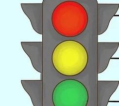The stop light
