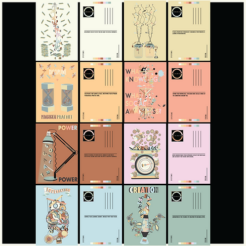 Systems (Postcard Set)