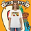Thumbnail: Zero-Sum Game (Unisex organic cotton t-shirt)