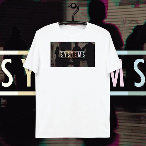 Systems (Unisex organic cotton t-shirt)