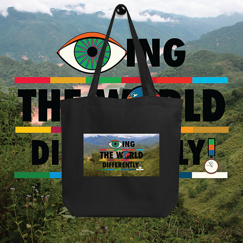Seeing The World Differently | Eco Tote Bag
