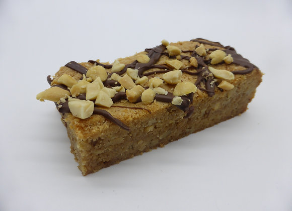 6 x Peanut Butter Blondie