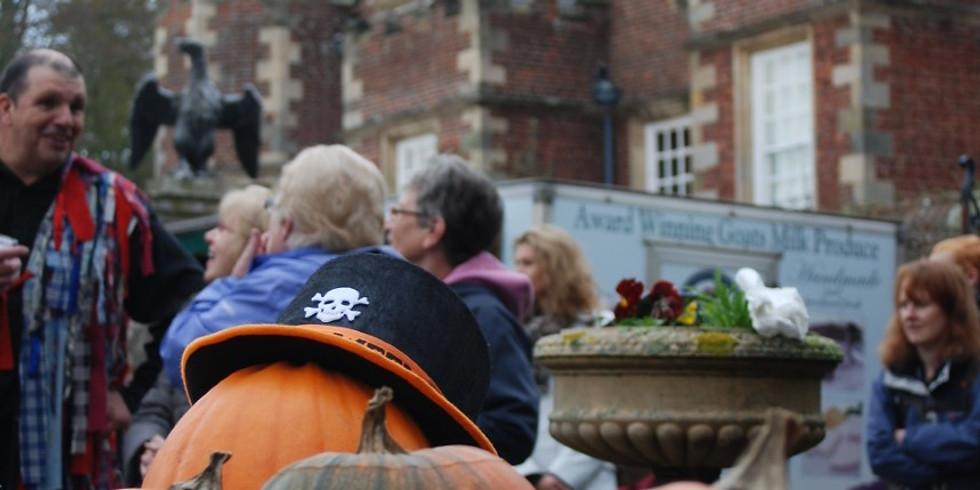 Burton Agnes Autumn Fair