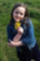 Anna Aged 8