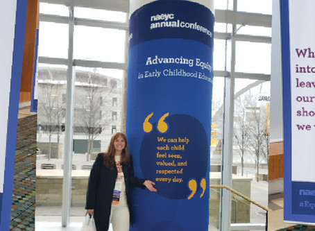 Dr. Rebecca Reynolds Presents at NAEYC