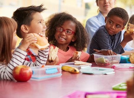 Researchers get Preschools to Eat Healthier in 6 Weeks